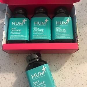 Other - FOUR HUM Nutrition Daily Cleanse Unopened!